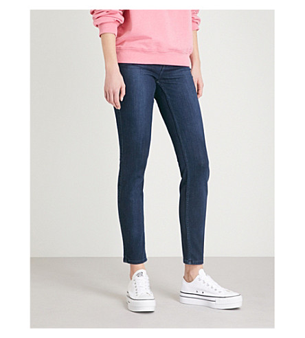 BODY OPTIX BY LEE JEANS Body Optix Scarlett skinny mid-rise jeans (After+night