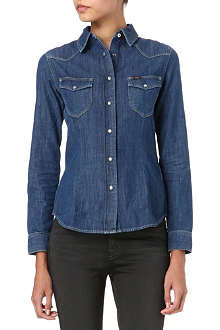 LEE Western denim shirt
