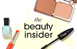 THE BEAUTY INSIDER: COCO'S TEA PARTY SUMMER BEAUTY GUIDE