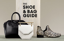 THE SELFRIDGES SHOE & BAG GUIDE