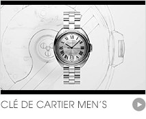 Cle De Cartier Men's