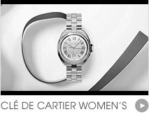 Cle De Cartier Women's