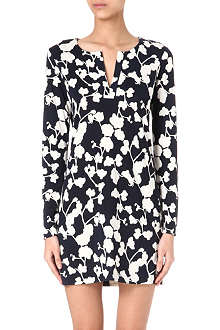DIANE VON FURSTENBERG Orchard silk dress