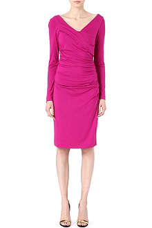 DIANE VON FURSTENBERG Bentley wrap dress