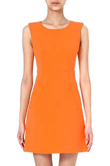 DIANE VON FURSTENBERG Sunor shift dress