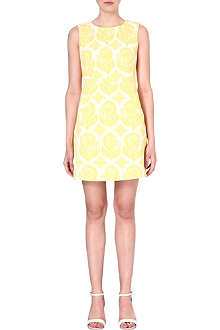 DIANE VON FURSTENBERG Capreen brocade shift dress