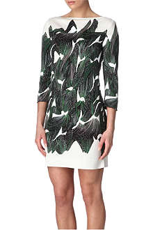 DIANE VON FURSTENBERG Ruri printed dress