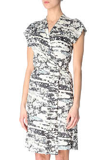DIANE VON FURSTENBERG Mindy wrap dress
