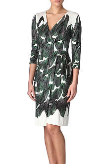 DIANE VON FURSTENBERG New Julian Two wrap dress