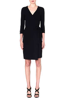 DIANE VON FURSTENBERG New Julian Two jersey wrap dress