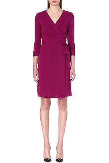 DIANE VON FURSTENBERG Julian wrap dress