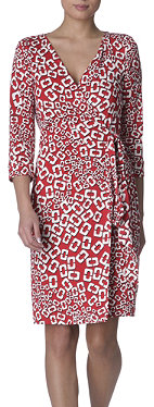 DIANE VON FURSTENBERG Jenetta printed dress
