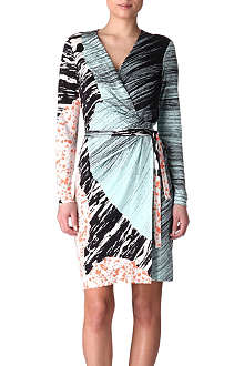 DIANE VON FURSTENBERG Valencia wrap dress