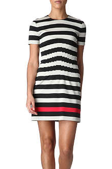 DIANE VON FURSTENBERG Yazmine striped dress
