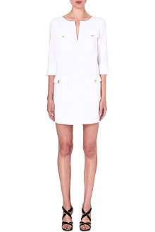 DIANE VON FURSTENBERG Agness four-pocket dress