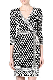 DIANE VON FURSTENBERG Tullulah wrap dress