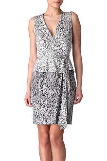 DIANE VON FURSTENBERG Miliani wrap dress