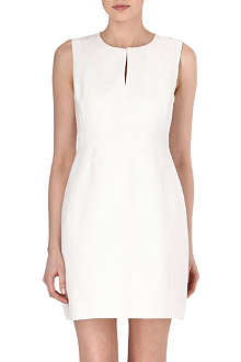 DIANE VON FURSTENBERG Margarina canvas dress