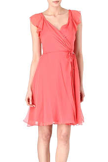 DIANE VON FURSTENBERG Delancey short dress