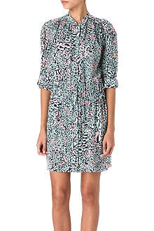 DIANE VON FURSTENBERG Deandra silk dress
