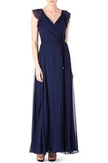 DIANE VON FURSTENBERG Delancey long dress