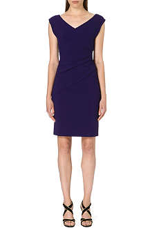 DIANE VON FURSTENBERG Bevin v-neck dress