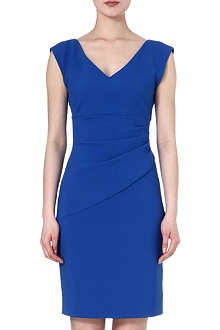 DIANE VON FURSTENBERG Bevan v-neck dress
