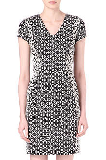 DIANE VON FURSTENBERG Dayton dress