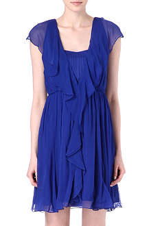 DIANE VON FURSTENBERG Winifred ruffled dress