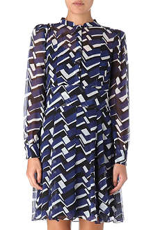 DIANE VON FURSTENBERG Leandri printed dress