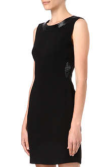 DIANE VON FURSTENBERG Ivina lace-back dress