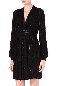 DIANE VON FURSTENBERG Helina studded dress