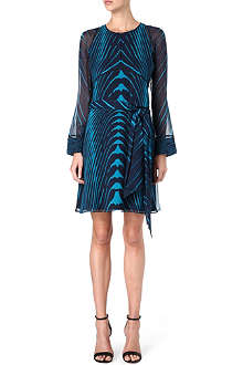 DIANE VON FURSTENBERG Glenna silk dress