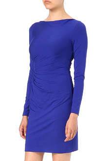 DIANE VON FURSTENBERG Lali ruched dress