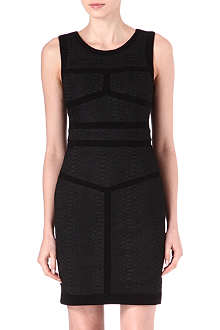 DIANE VON FURSTENBERG Hadya panelled dress