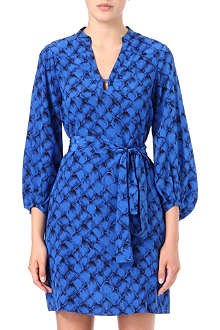 DIANE VON FURSTENBERG Tanyana silk dress