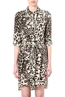 DIANE VON FURSTENBERG Prita silk dress