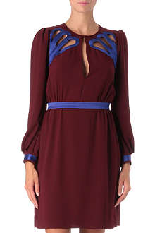 DIANE VON FURSTENBERG Murphy belted dress