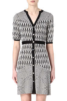 DIANE VON FURSTENBERG Fiona printed silk dress