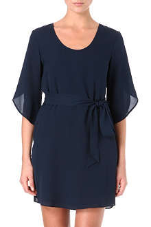 DIANE VON FURSTENBERG Tanna silk belted dress