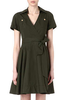 DIANE VON FURSTENBERG Kaley shirt dress