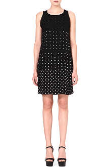DIANE VON FURSTENBERG Ella embellished silk dress