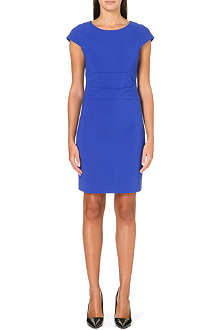 DIANE VON FURSTENBERG Greta ruched-detail dress