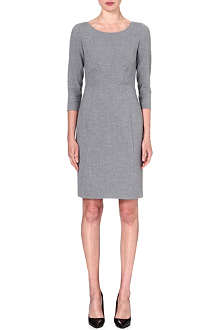 DIANE VON FURSTENBERG Stretch-crepe Marilyn dress