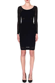 DIANE VON FURSTENBERG Carole bodycon dress