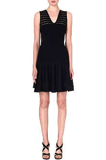 DIANE VON FURSTENBERG Carine knitted dress