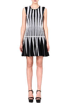 DIANE VON FURSTENBERG Celine knitted dress