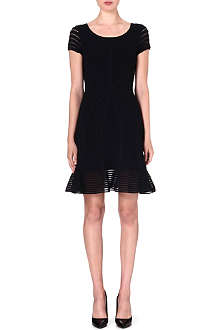 DIANE VON FURSTENBERG St. Petersburg knitted dress