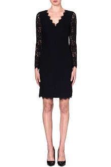 DIANE VON FURSTENBERG Dakota lace dress