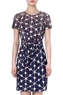 DIANE VON FURSTENBERG Brie silk dress